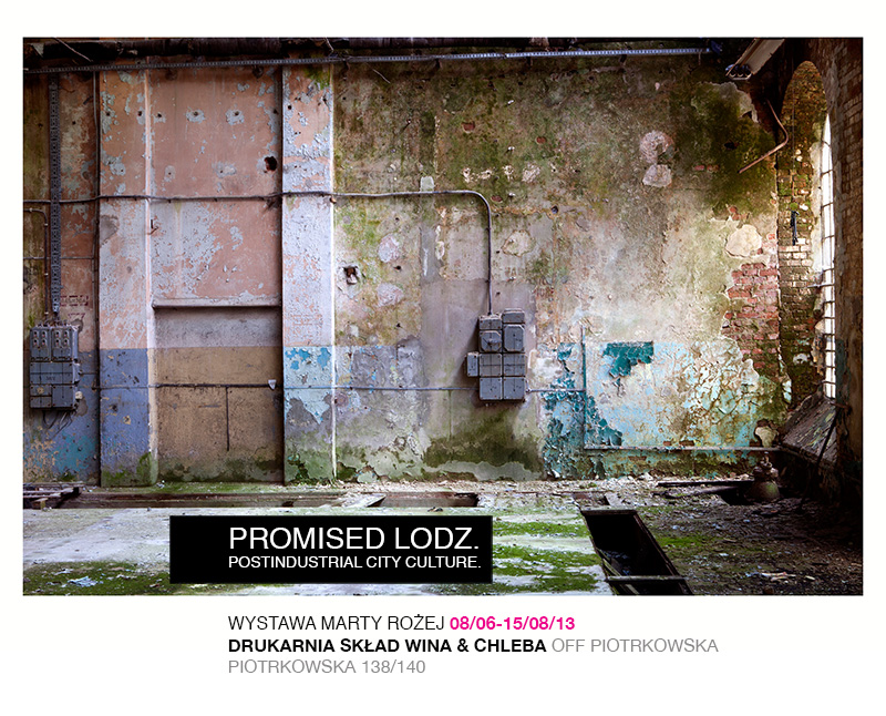 Promised Lodz_Drukarnia